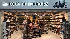 Boutique Les Fous de Terroirs
