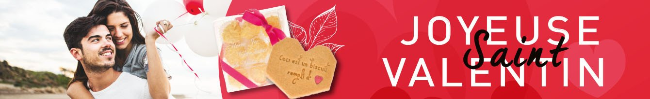 Saint Valentin gourmandises