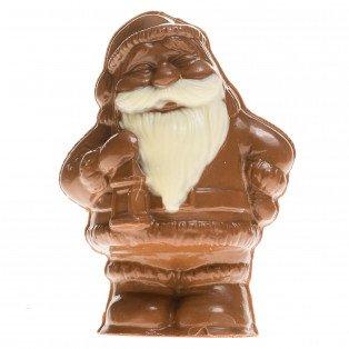 Père Noël en Chocolat
