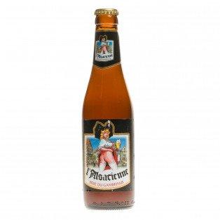 Bière blonde du Gambrinus, 8°