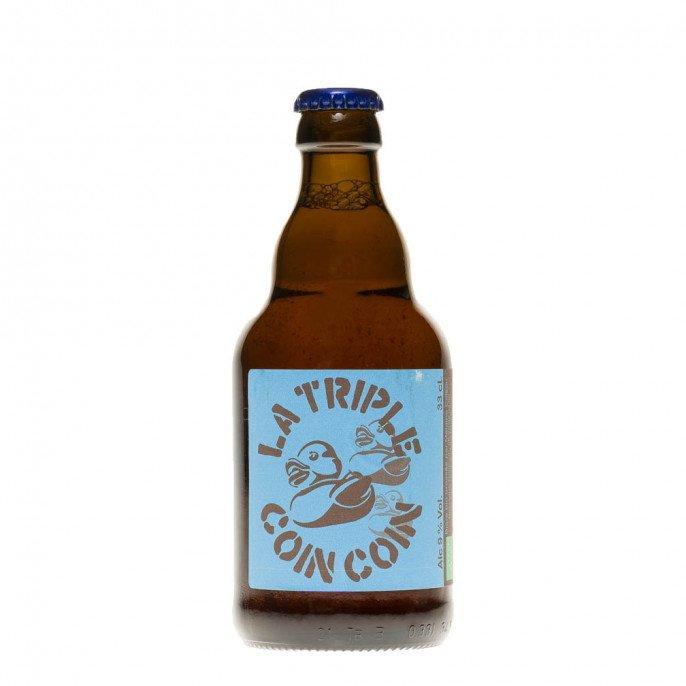 Bière La Triple Coincoin, 33cl 9°