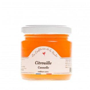 Confiture extra Citrouille et cannelle