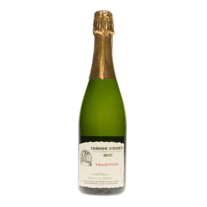 Crémant d'Alsace Brut, 75cl 12°