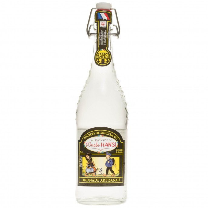Limonade Oncle Hansi artisanale, 75cl