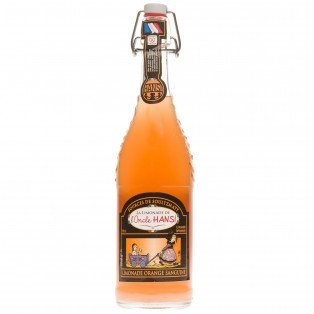 Limonade Oncle Hansi orange sanguine, 75cl