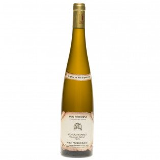 Gewurztraminer vendanges tardives 2015, 75cl 13°