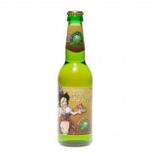 Bière Alsacienne C'est chou...croute, 33cl 5°