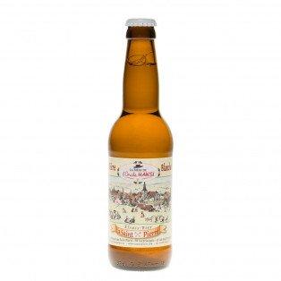 Bière blanche Oncle Hansi, 33cl 5.2°
