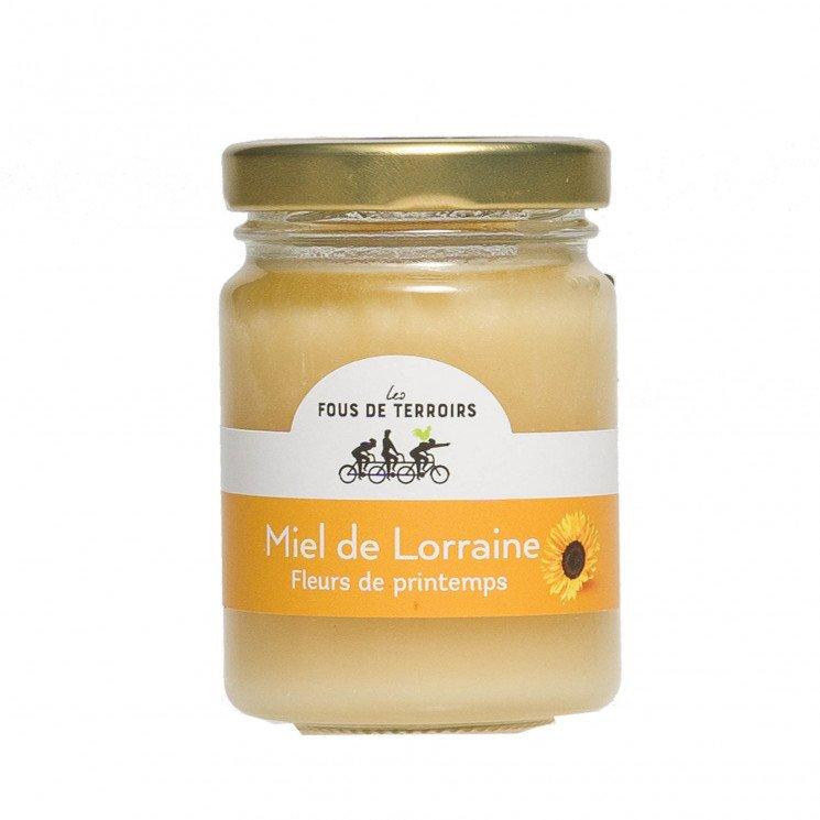 Miel de Lorraine fleurs de printemps