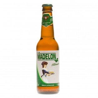 Bière la Madelon Blonde , 33cl 5.5°