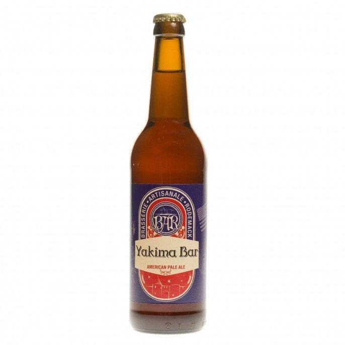 Bière APA Yakima Bar, 50cl 5.9°
