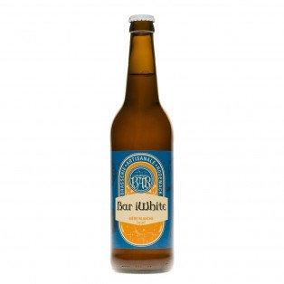Bière blanche Bar iWhite, 50cl 5.0°