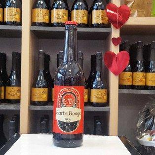 Bière rousse Barbe Rouge, 50cl 5.4°