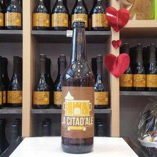 Bière blonde La Citad'Ale, 50cl 5.8°
