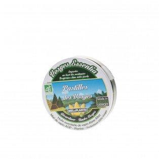 Pastilles BIO de sapin, miel et plantes des Vosges, 70g