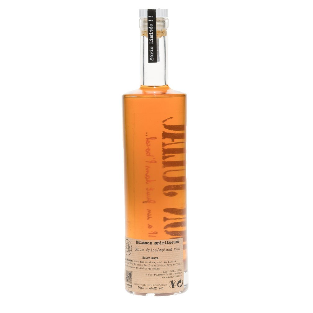 Rhum arrangé Lorrain Spicy Maya, 70cl 40.6°