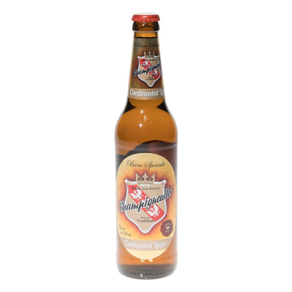 Bière de tradition de Champigneulles, 50cl 5.5°