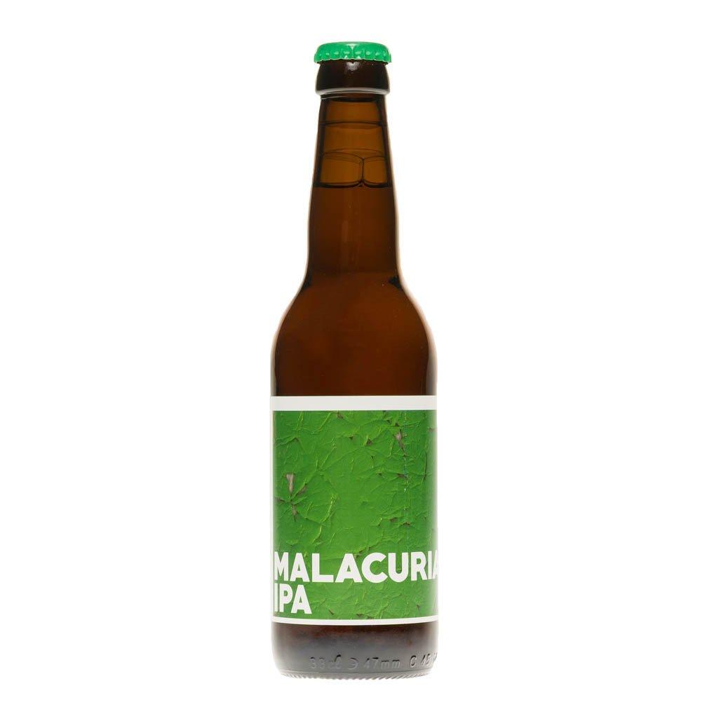 Bière IPA Malacuria BIO, 33cl 6.2°