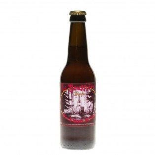 Bière blonde La Moussière, 33cl 6°