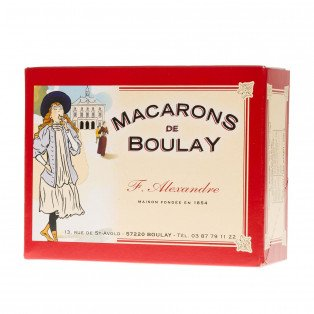 Macarons de Boulay, 250 gr