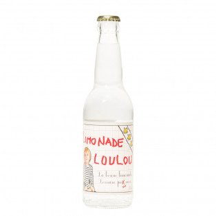 Limonade artisanal Loulou, 33cl