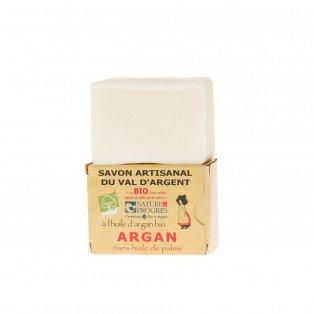 Savon artisanal à l'huile d'argan Bio