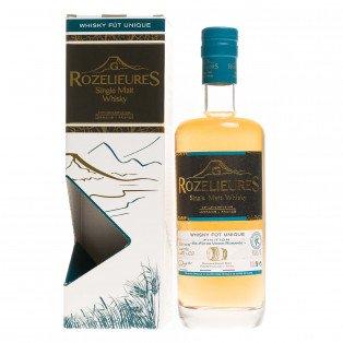 Whisky France Rozelieures édition limitée Romanée, 70cl 46°