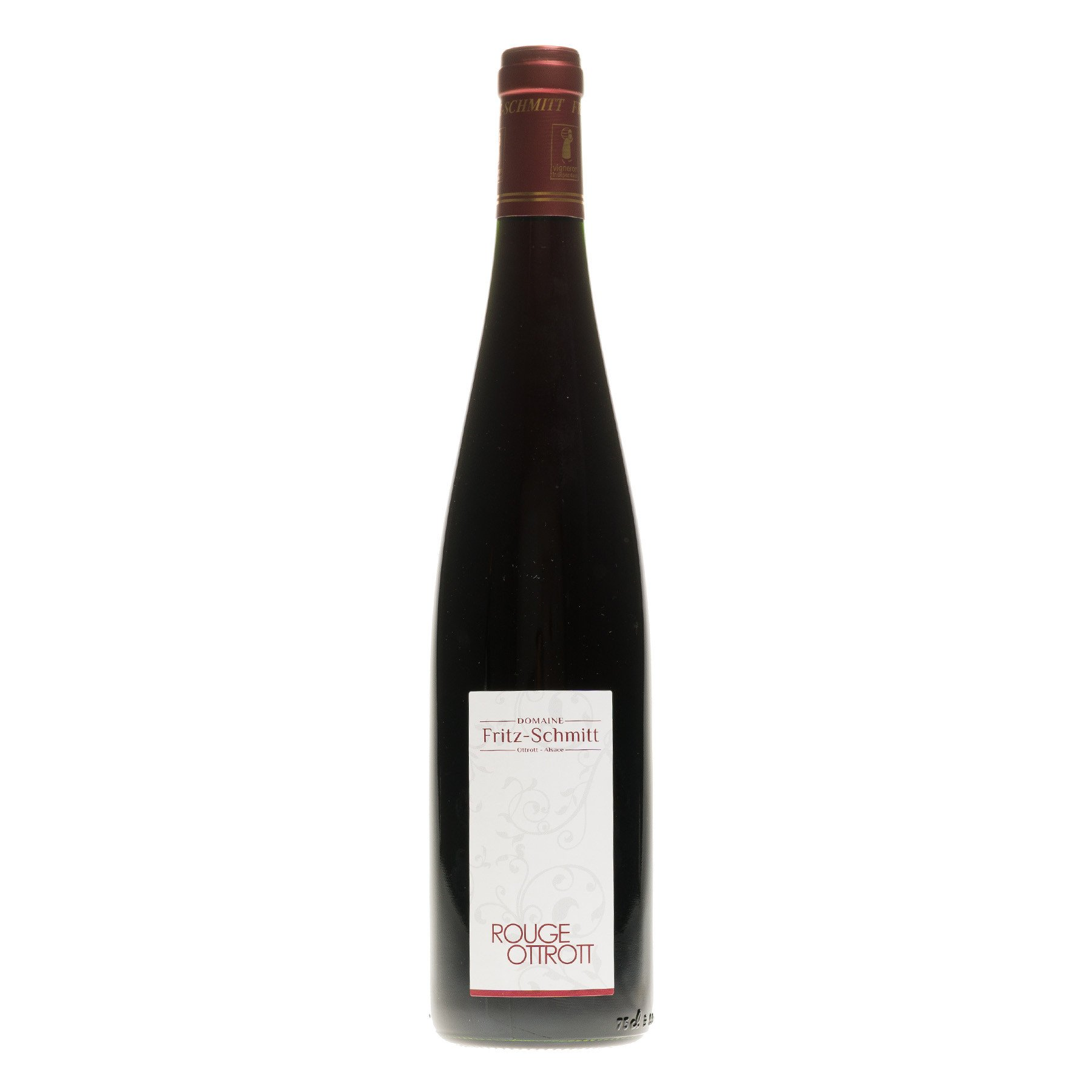 Vin rouge d'Ottrott 75cl 14°