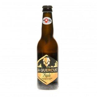 Bière la Quercus' Triple, 33cl 8,6°