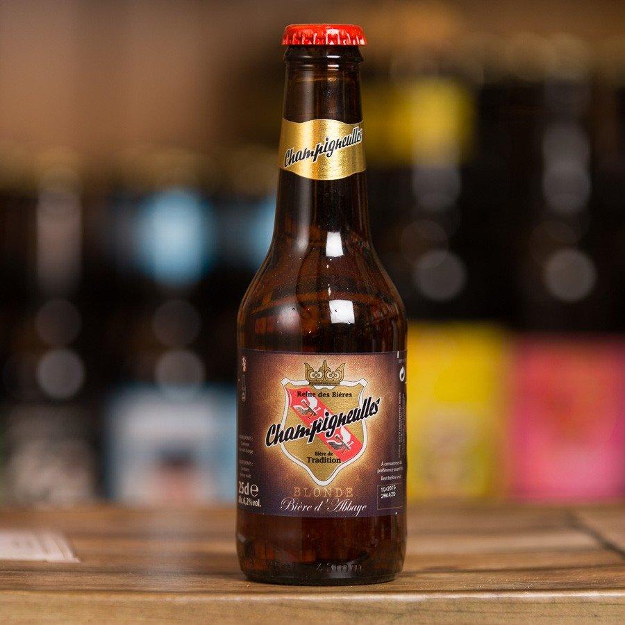 Bière d'Abbaye de Champigneulles 6.2°