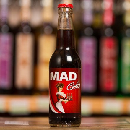 Mad Cola, 33cl