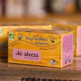 Tisane Bio No Stress, 180gr
