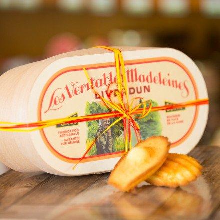 Boîte Bois Madeleines de Liverdun, 250g