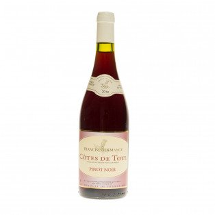 """Vin Pinot Noir Côtes de Toul """"Demange"""",75 cl 12°"""