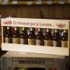 Coffret Demi mètre Bière de Champigneulles (4 blondes et 4 ambrées)
