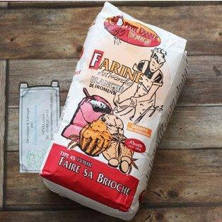 Farine pour brioche Artisanale, 1 Kg