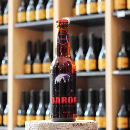 La bière du DAROU des Vosges, 8°