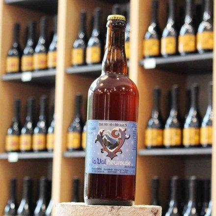 La Valheureuse, bière des neiges 75cl. 5.3°