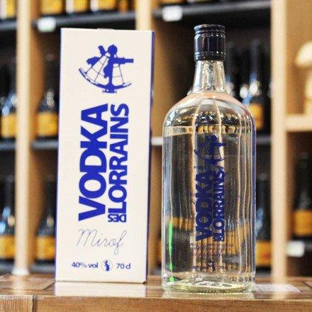 """La vodka des lorrains """"Mirof"""" 70cl, 40°"""
