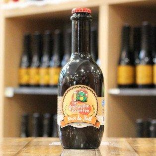 Grenouille assoiffée Bière de Noël, 33cl 5.8°