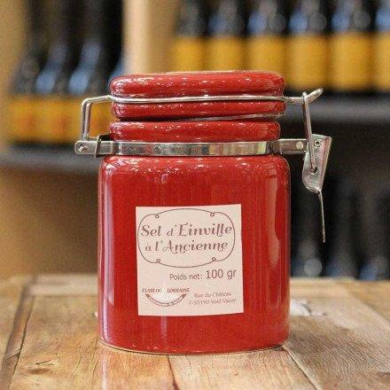 Sel d'Einville à l'Ancienne, 100 gr
