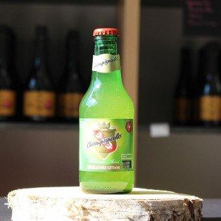 Bière sans alcool aromatisée citron