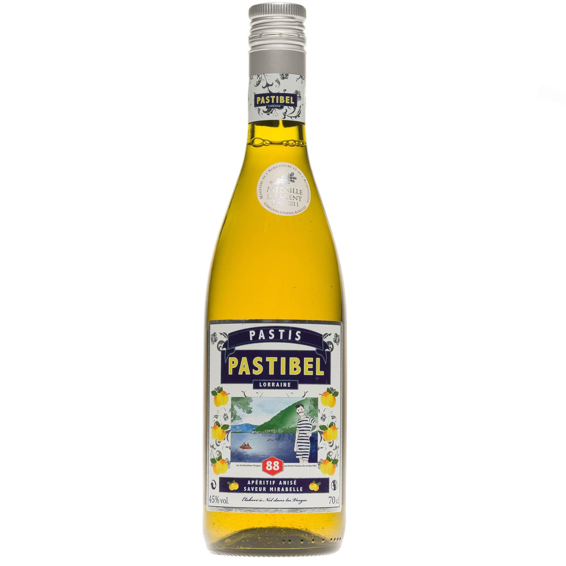 Pastibel, 70 cl 45°