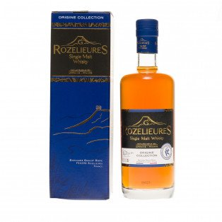 "Whisky G.Rozelieures ""Origine Collection"", 40°"