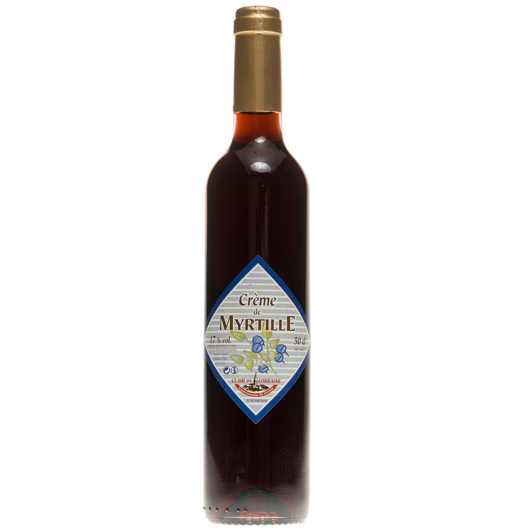 Crème de Myrtille  17°