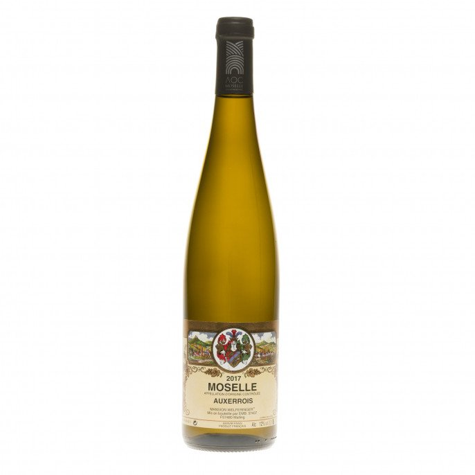 Vin de Moselle Auxerrois, 75 cl 12° (VDQS)