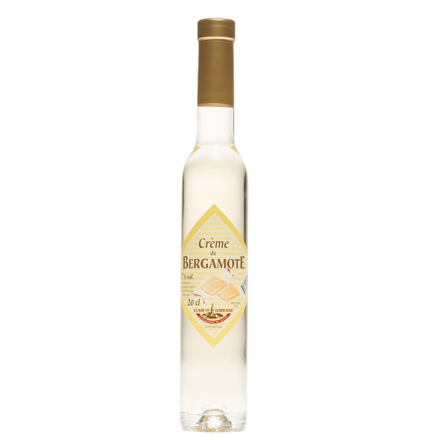 Crème Bergamote, 17°