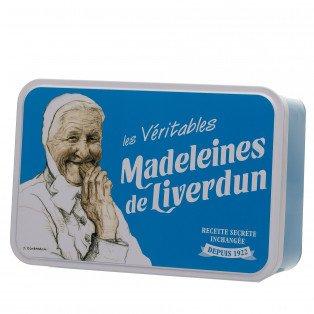 Boîte Fer de 12 Madeleines de Liverdun, 250gr
