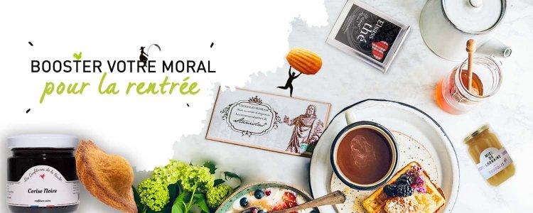 sélection : rentrée gourmande pour garder le moral