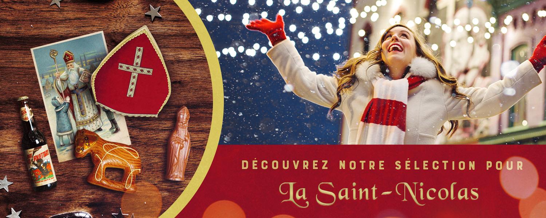 Découvrez notre sélection pour la Saint-Nicolas !